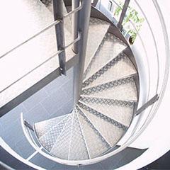 stahltreppen f r den innenbereich von stadler treppen gmbh. Black Bedroom Furniture Sets. Home Design Ideas