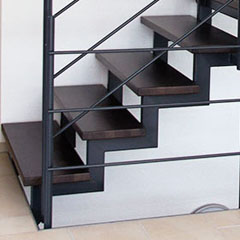stahltreppen f r den innenbereich von stadler treppen gmbh. Black Bedroom Furniture Sets. Home Design Ideas