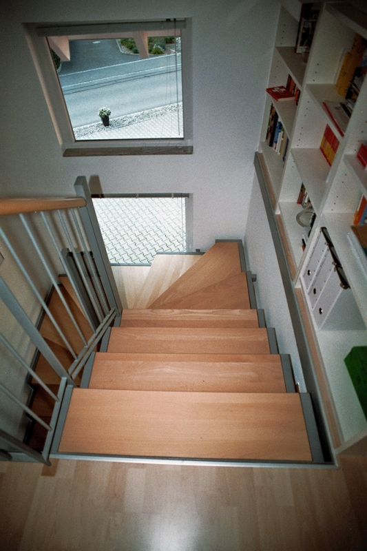 Exklusive Designtreppen als Unikate ǀ Stadler Treppen