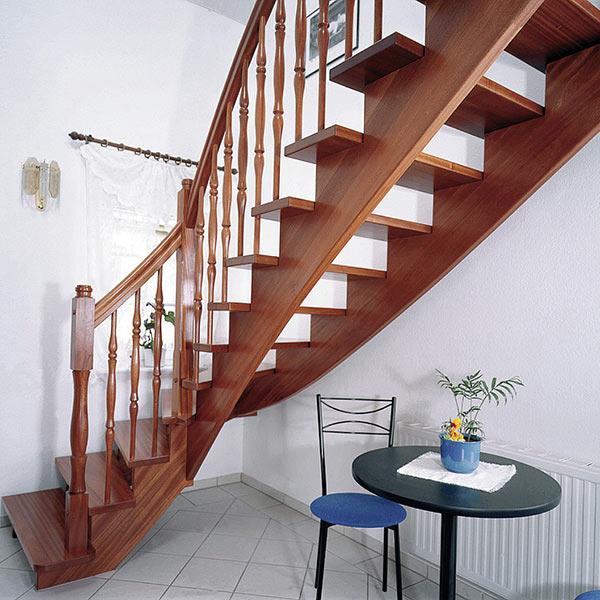 individuelle holztreppen von stadler treppen gmbh. Black Bedroom Furniture Sets. Home Design Ideas