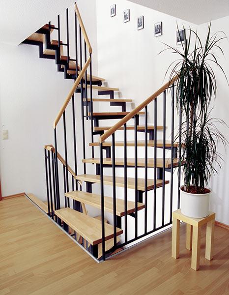 zweiholmtreppen nach ma von stadler treppen. Black Bedroom Furniture Sets. Home Design Ideas