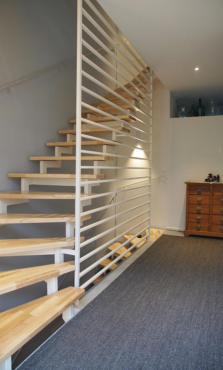 Elegant Stahltreppe Selber Bauen Bestand An Wohndesign Dekoration