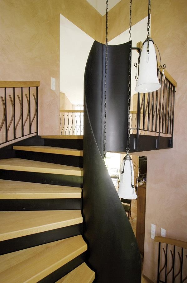 das perfekte treppengel nder f r innen tipps von stadler. Black Bedroom Furniture Sets. Home Design Ideas
