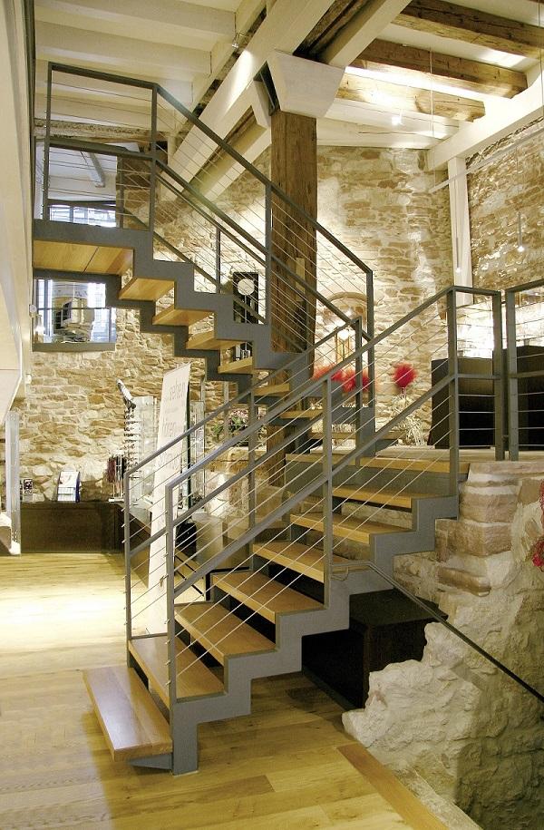 Das Perfekte Treppengelander Fur Innen Tipps Von Stadler