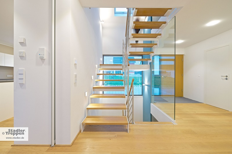 treppenpodest wann es sinnvoll ist stadler treppenblog. Black Bedroom Furniture Sets. Home Design Ideas