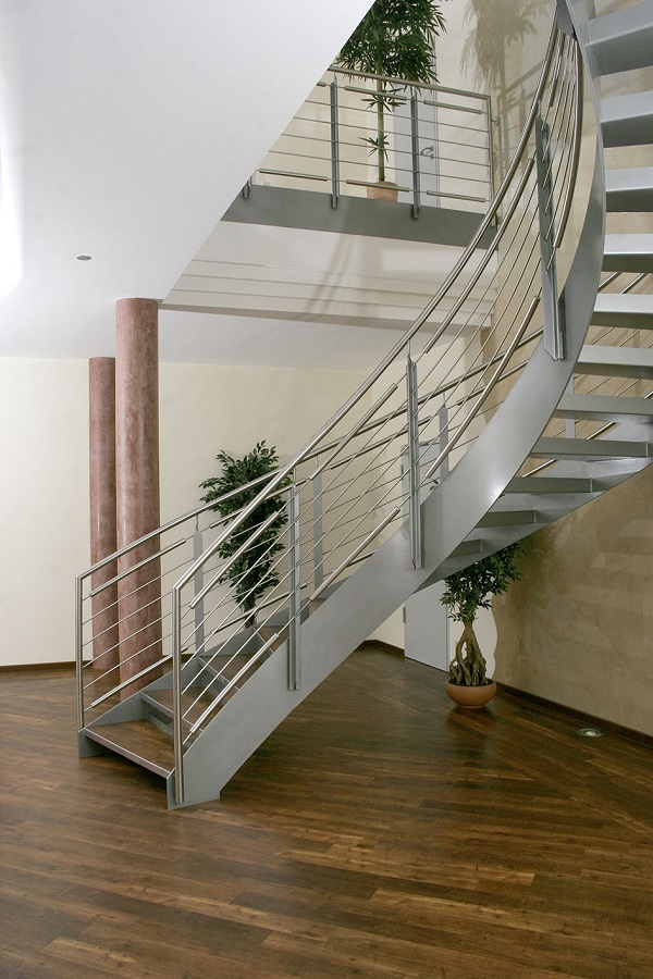 edelstahlgel nder f r innen design tipps im stadler blog. Black Bedroom Furniture Sets. Home Design Ideas