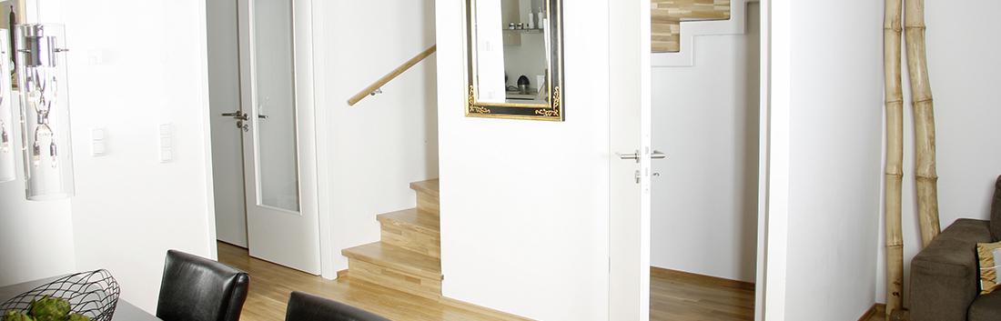 treppen f r den innen und au enbereich von stadler. Black Bedroom Furniture Sets. Home Design Ideas